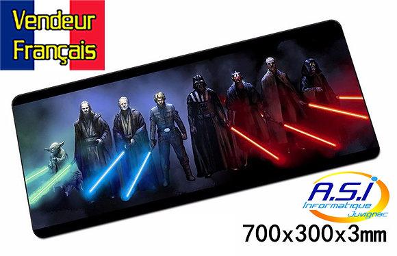 Tapis de souris Star Wars XXL Grand format VENDEUR FRANÇAIS