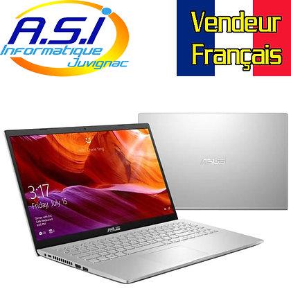 PC portable ASUS Vivobook  15'' Full HD  Pentium N5030 Mémoire 8Go 512 SSD Win10