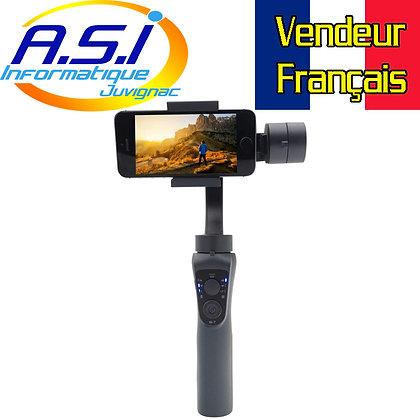 Stabilisateur bluetooth 360° rotation 3 Axes smartphone téléphone Selfie