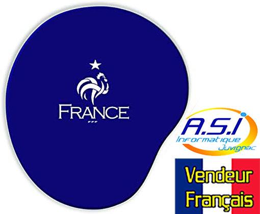 Tapis souris collector Equipe de France de football 1 étoile VENDEUR FRANÇAIS