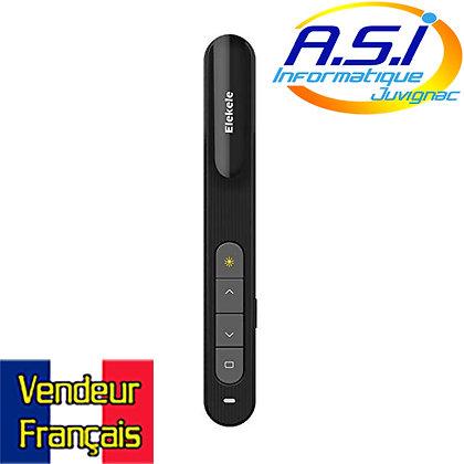 Pointeur Télécommande Powerpoint LASER sans fil VENDEURFRANÇAIS