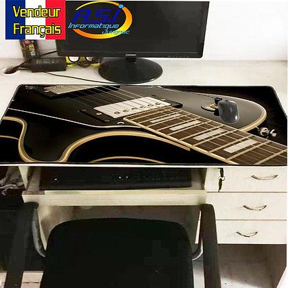 Grand Tapis de souris Gaming gamer XL Musicien Guitare Guitariste Musique