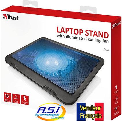 """Tablette Support ventilé Trust refroidissement ordinateur PC Mac portable 15"""""""
