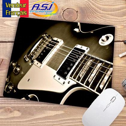 Tapis de souris Musicien Guitare  Musique Guitariste Fender