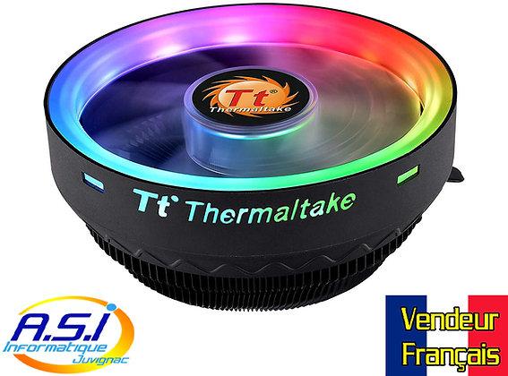 Ventirad / Ventilateur CPU Processeur Thermaltake led Multicolore Intel et AMD