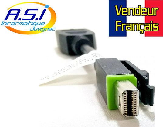 Adaptateur mini display port vers displayport VENDEUR FRANÇAIS