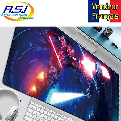 Tapis de souris Gaming Star Wars XXL Grand format VENDEUR FRANÇAIS