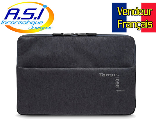"""Housse Ordinateur portable 15,6"""" TARGUS macbook PC MAC Apple VENDEUR FRANÇAIS"""