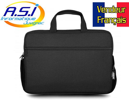 """Sacoche Housse Ordinateur portable 13"""" 14"""" Urban Factory PC MAC Apple VENDEUR FR"""