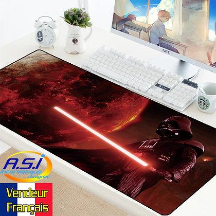 Grand Tapis de souris Gaming gamer Jeu joueur Star Wars Dark Vador