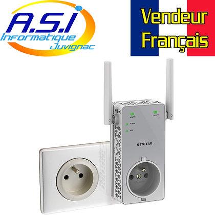 Répétiteur - Répéteur - Extender  Amplificateur Wifi Netgear avec prise secteur
