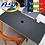Thumbnail: Tapis de souris Gaming Pomme XXL Grand Format Gris Noir gamer