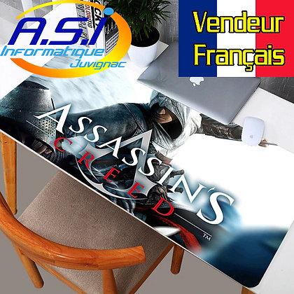 Grand Tapis de souris Gaming Jeu Assassin's Creed Gamer XL VENDEUR FRANÇAIS