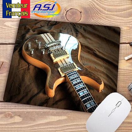 Tapis de souris Musicien Guitare électrique Musique Guitariste