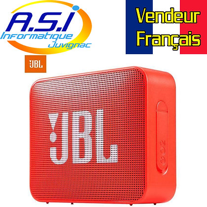 Mini Enceinte Bluetooth portable JBL GO 2 ORANGE
