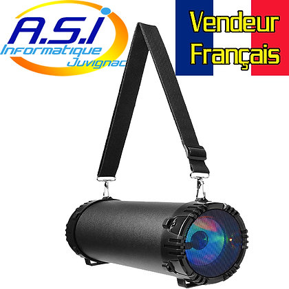 Haut-parleurs enceinte portative Bluetooth Mars Gaming MSB0 VENDEUR FRANCAIS