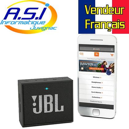 Mini Enceinte Bluetooth portable JBL GO  Noir