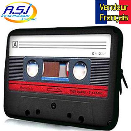 """Sacoche Housse Cassette ordinateur PC portable Apple MacBook 15"""" VENDEUR FRA"""