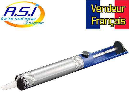 Pompe à dessouder pour travaux électronique électronicien VENDEUR FRANÇAIS