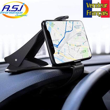 Support Auto Téléphone portable / Pince Smartphone tableau de bord Voiture