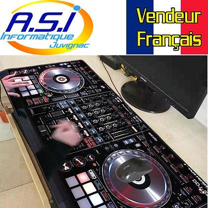 Grand Tapis de souris Gaming table Mixage disc-jockey DJ Gamer XL VENDEUR FR
