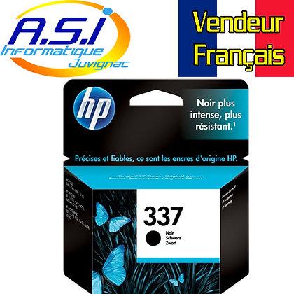 Cartouche d'encre HP 337 Noir (black)