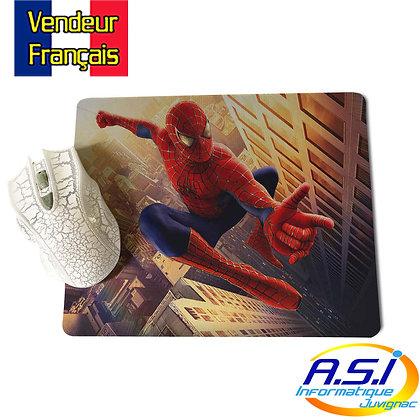Tapis de souris Spider Man VENDEUR FRANÇAIS