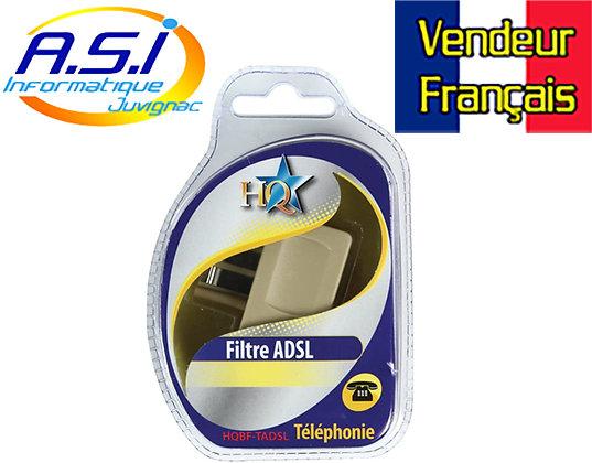 FILTRE ADSL HQBF-TADSL prise gigogne téléphonique téléphone VENDEUR FRANÇAIS