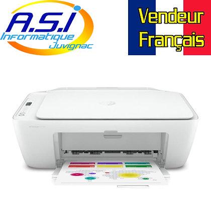 HP imprimante Deskjet 2710 jet encre multifonctions Wifi - Couleur VENDEUR FR