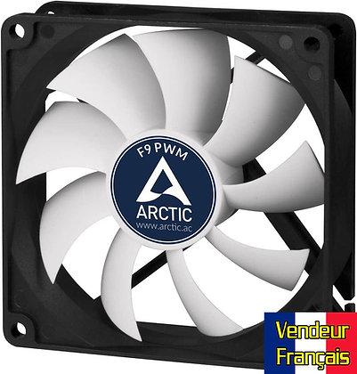 Ventilateur pour boitier ordinateur ARTIC F12 PWM 12cm Vendeur Français