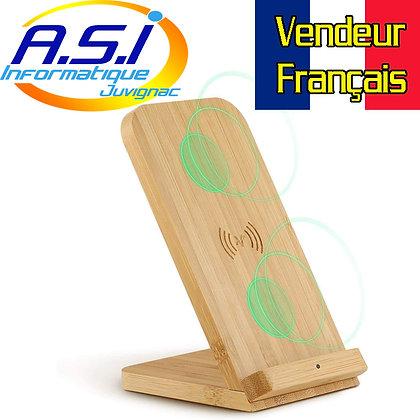 Chargeur sans Fil Station accueil à Induction pr Smartphone téléphone