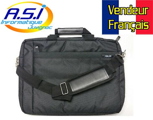 """Sacoche Ordinateur portable 15,6"""" Housse PC MAC ASUS VENDEUR FRANÇAIS"""