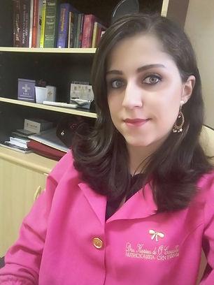 Nutricionista Karina Carvalho