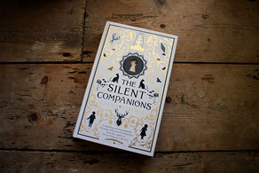 Book Review | The Silent Companions by Laura Purcell