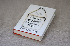 Book Review | Eleanor Oliphant is Completely Fine by Gail Honeyman