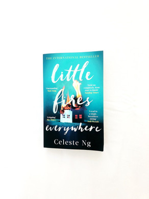 Book Review | Little Fires Everywhere by Celeste Ng