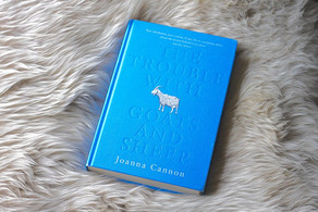 Book Review | The Trouble with Goats and Sheep by Joanna Cannon