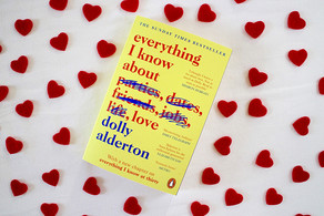 Book Review   Everything I Know About Love by Dolly Alderton