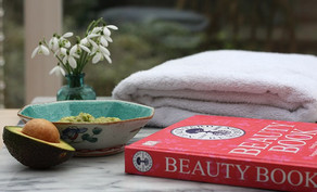 Review   Neal's Yard Remedies Beauty Book