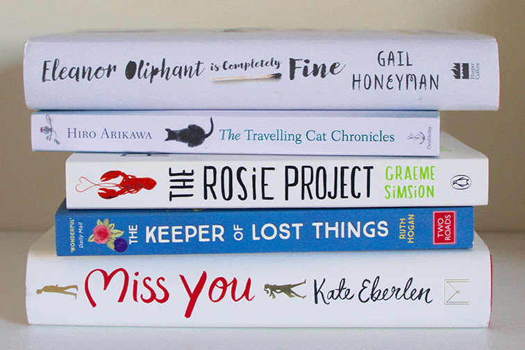 Feel-Good Books to Beat the Winter Blues