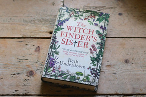 Book Review | The Witchfinder's Sister by Beth Underdown