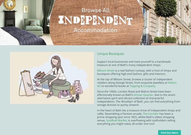 Independent Bath