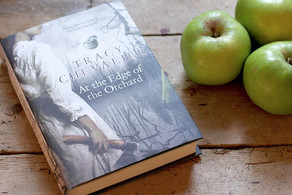 Book Review   At the Edge of the Orchard by Tracy Chevalier