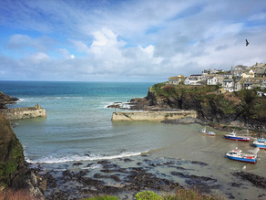 A Birthday Weekend in Cornwall