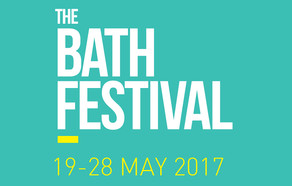 What I'm Looking Forward to at The Bath Festival 2017
