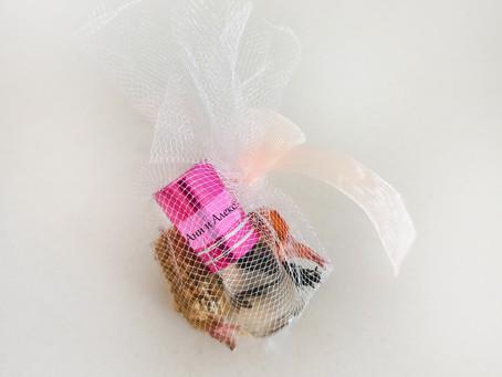 Сватбени подаръци за гости - БИО парфюм