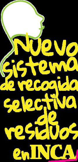 Logo alternatiu campanya recollida electiva de residus a Inca