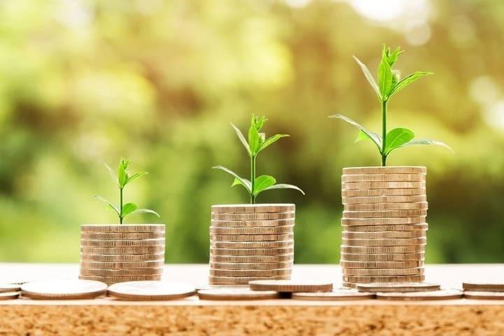 Geld investieren und vermehren