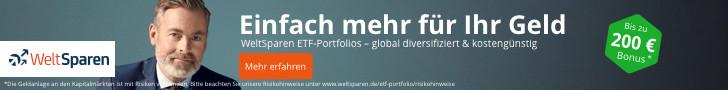 Wie Geld investieren - ETFs