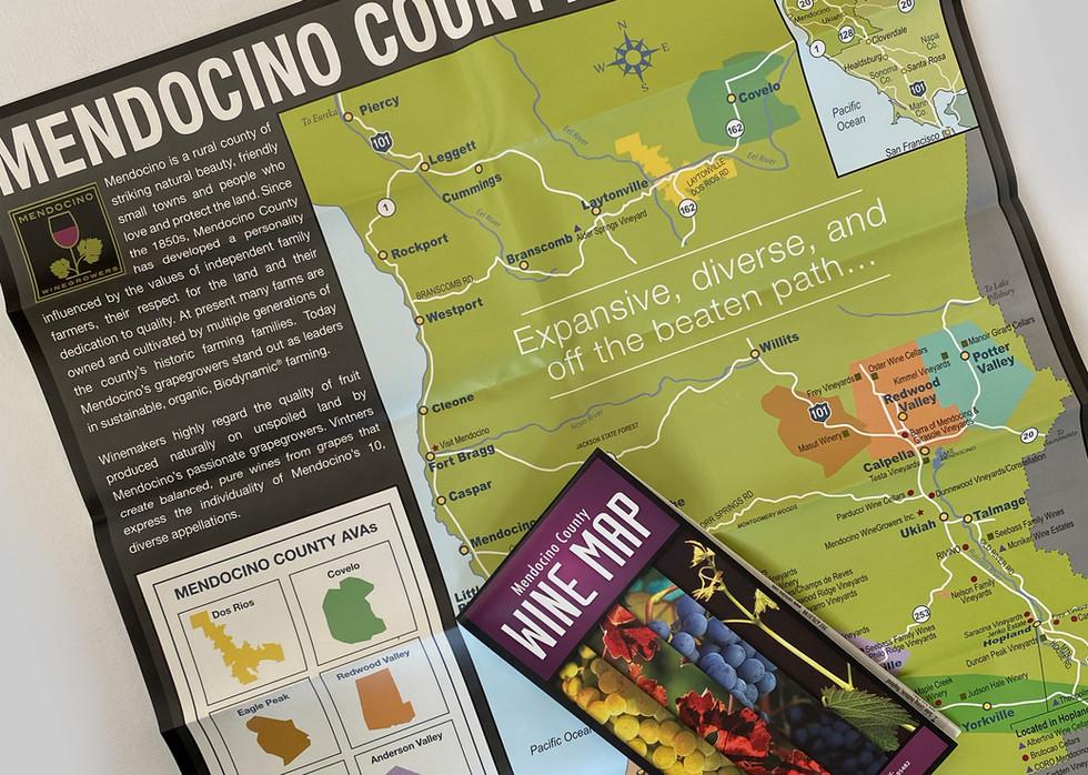 Fold-up Map Design & Illustration